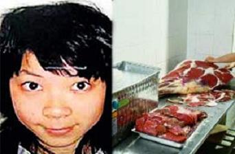 Cesedi parçalayıp etini kasaba sattılar.14962