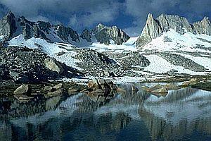 Alplerde kar 20 yıldır azalıyor.23982