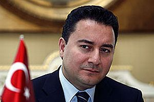 Ali Babacan New York'ta.12130