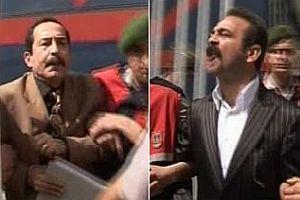 Nuri ve Vedat Ergin, Ergenekon sorgusuna çok kızdı.13829