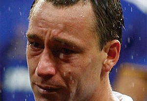 John Terry'nin gözyaşları.13337