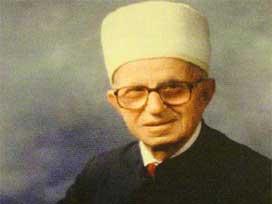 ABD'nin ilk imamı vefat etti.5477