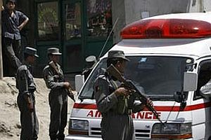 Afganistan'da saldırı: 9 ölü.18168