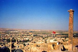İranlı Turistler Şanlıurfayı seçiyor.12363