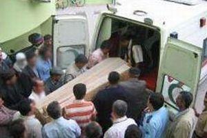 Biçerdöverin lastiği patladı: 1 ölü, 1 yaralı.14495