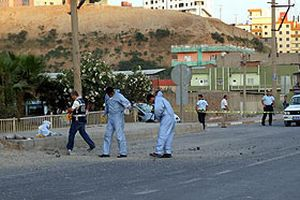 Şırnak'ta meydana gelen patlamada 3 kişi yaralandı.18359