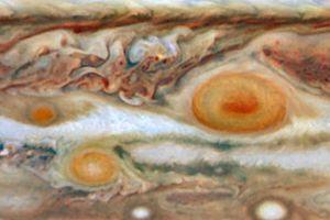 Jüpiter'de üçüncü kırmızı leke oluştu.12360