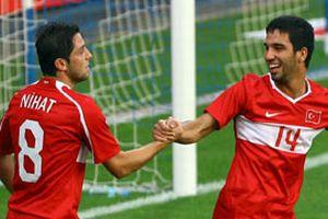 Beşiktaş, Nihat transferini İMKB'ye bildirdi.15467