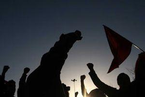 Arjantin'de çiftçiler yeniden eyleme gidiyor.6236