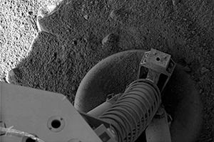 Anka Kuşu, Mars'a indi.15922