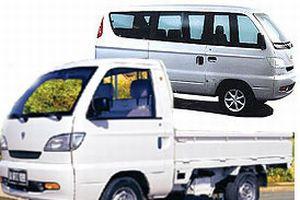 İlk Çinli ticari araç sonbaharda geliyor.15494
