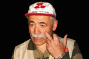 Neşet Arslan 'allıgelin' uğruna dağda kayboldu.7285