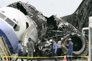 Uçak anayola girdi: 4 ölü.17273
