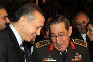 Basbakan Erdoğan, Büyükanıt'la görüştü.12696