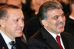 Gül-Erdoğan görüşmesi sona erdi.14419