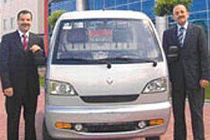 Türkiye'ye yeni ticari araç.14006