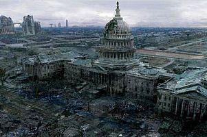 Washington nükleer bombayla vurulursa böyle olacak.18497