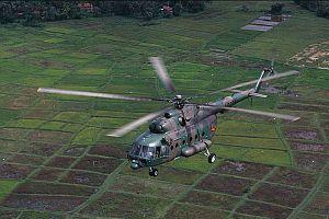 Afganistan'da helikopter düştü: 2 ölü.19644
