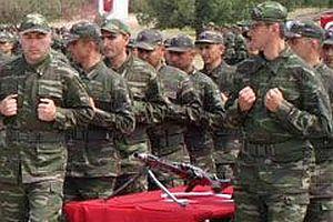 Eski üniformalar Afgan Ordusu'na verilecek.20552