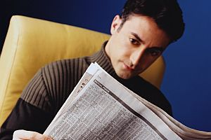 Gazete okumaya en çok Türkler vakit ayırıyor.13859