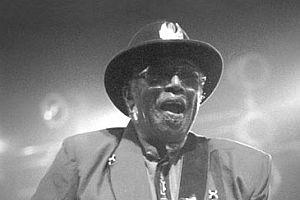 ABD'li müzisyen Bo Diddley öldü.10145