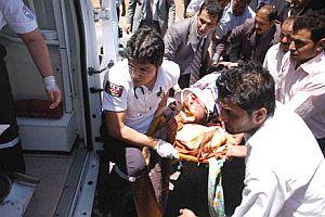 CHP konvoyunda yaralanan partili hayatını kaybetti.20482