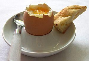 Yumurta yiyerek kilo verin.21056