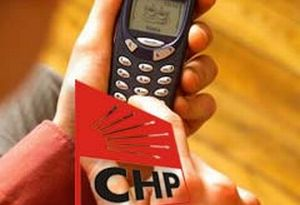 Sav'ın ardından bir CHP'li daha telefonunu açık unuttu.11788