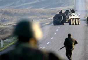 Şırnak'ta operasyonlar sürüyor.10415