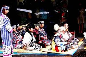 Japonya 'Ainu' halkının varlığını tanıdı.19265