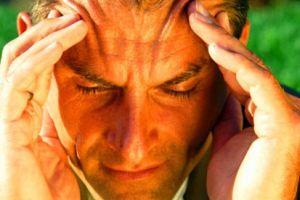 Yüzlerce çeşit baş ağrısı var.12853