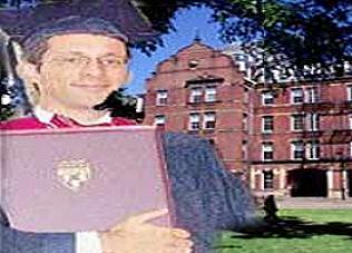 Harvard'� birincilikle bitiren T�rk.18013