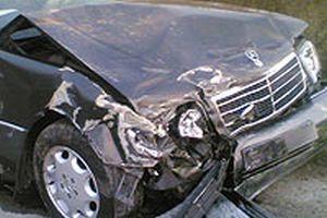 BBP lideri Muhsin Yazıcıoğlu trafik kazası geçirdi.16234