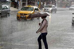 İstanbul sağanak yağışa teslim oldu.15425