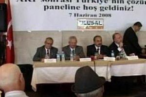 Ulusalc�lar�n toplant�s�nda 'idam' sesleri y�kseldi.12332