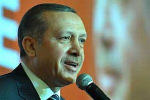 Erdoğan, Somali Başbakanı ile görüştü.10946