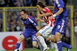 Ribery Zidane'ı örnek alıyor.17478
