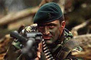 Komandolar Irak sınırına kaydırıldı.12616