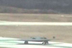 ABD Hava Kuvvetlerine ait hayalet u�ak b�yle d��t�.5452