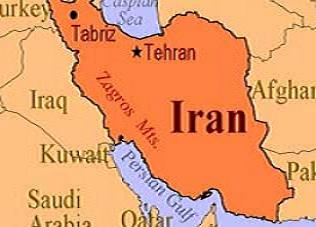 İran'da yolcu otobüsü devrildi.15121