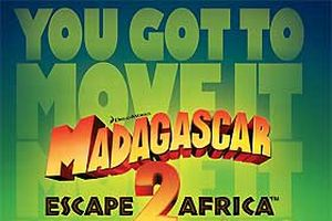 Madagascar'ın kahramanları dönüyor.15830