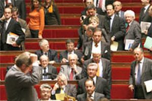 Fransa'nın 'Türkiye' önergesi Senato'ya takıldı.16880