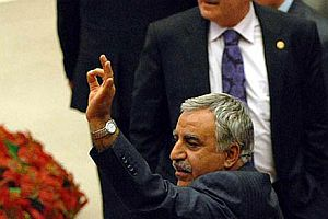Meclis'te AK Partili vekil öyle çirkin bir hareket yaptı ki.13981
