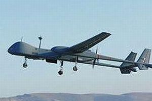 ABD'nin insansız uçağı düştü.8858