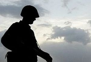 Kendini vuran asker toprağa verildi.7583