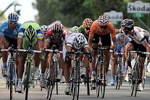 Fransa Bisiklet Turu başladı.23034