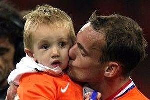 Real'e Wesley Sneijder şoku.13597