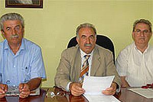 Alevi dedelerinden CHP Sekreteri Önder Sav'a tepki.14196