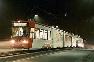 Almanya'da vatmansız metro.13494