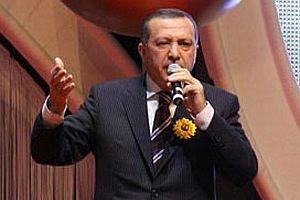 Başbakan, Bursa'da muhalafete mesaj gönderdi.13100